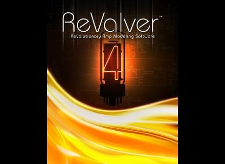 Peavey ReValver 4