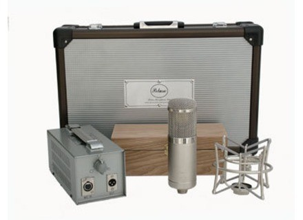 Peluso 22 47 Vacuum Tube Microphone