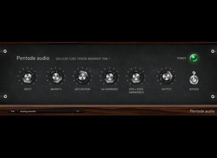 Pentode Audio Vacuum tube triode warmer TRW-1