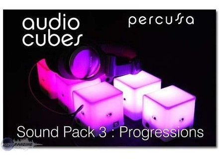 Percussa Sound Pack 3 : Progressions