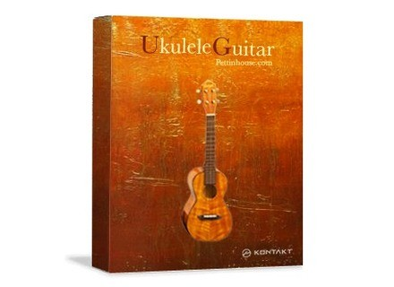 Pettinhouse UkuleleGuitar
