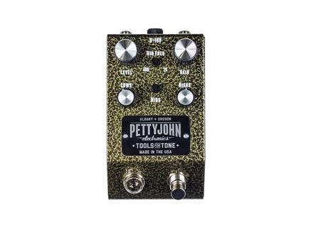 Pettyjohn Electronics Gold Pedal