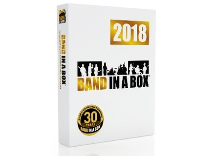 PG Music Band In A Box 2018