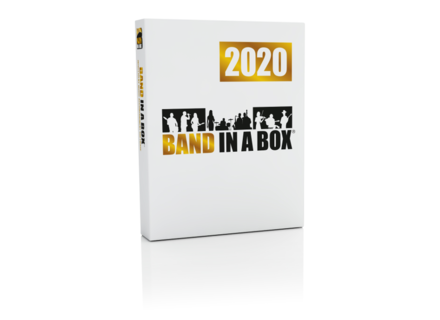PG Music Band-in-a-Box 2019 Audiophile Edition