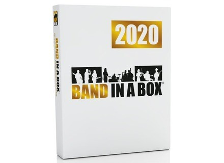 PG Music Band In A Box 2020