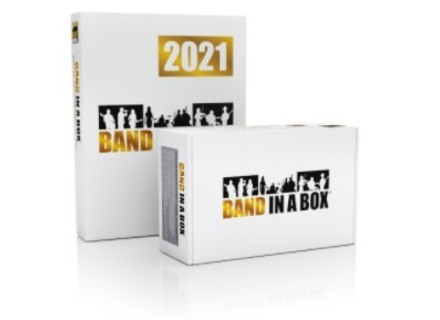 PG Music Band in a Box 2021