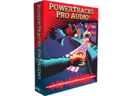 PG Music PowerTracks Pro Audio 2010