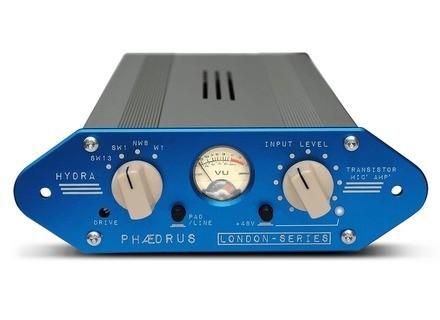 Phaedrus Audio London
