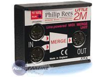 Philip Rees Little 2M