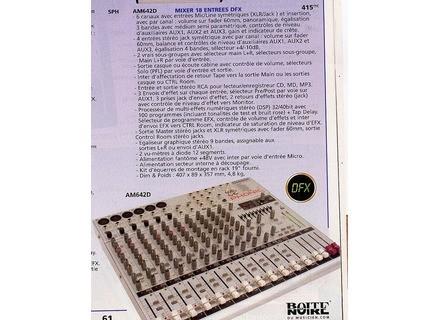 Phonic AM 642D