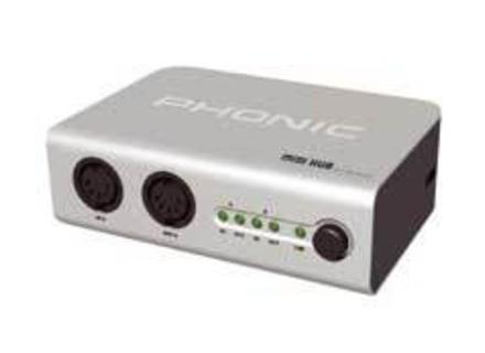 Phonic Midi Hub