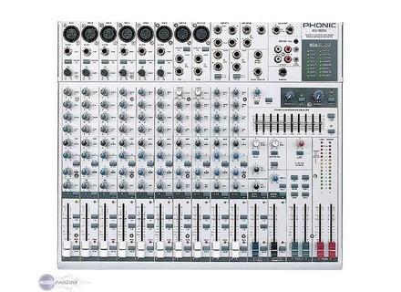 Phonic MU1822X