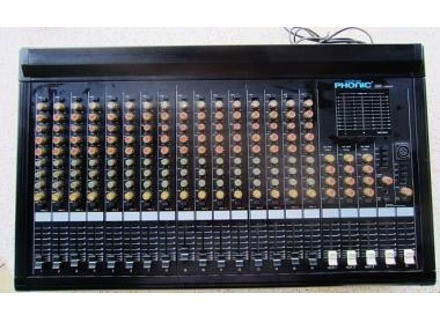 Phonic PMC 1602A