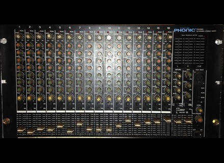 Phonic PMX 1600A
