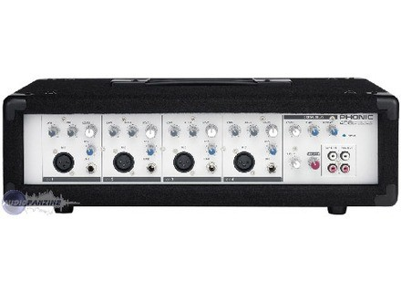 Power mixer phonic