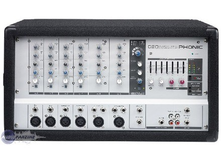 Phonic PowerPod 620