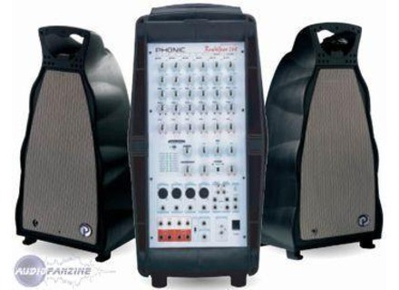 Phonic RoadGear 260
