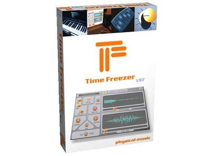 Physical Music TimeFreezer