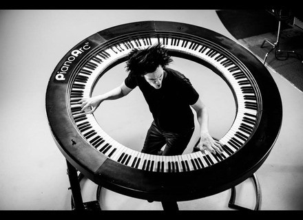 """PianoArc PianoArc """"Brockettship"""""""