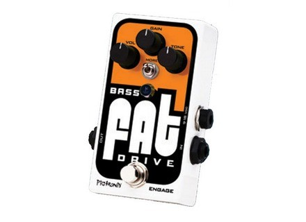 Pigtronix Bass Fat Drive