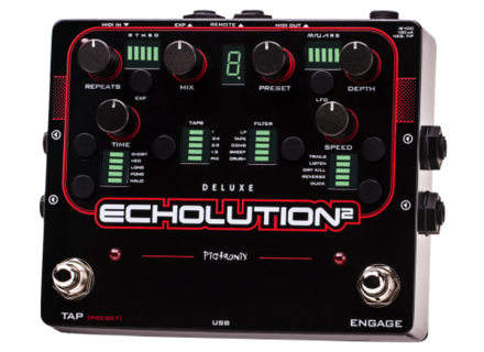 Pigtronix Echolution 2 Deluxe