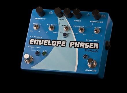 Pigtronix EP 2 Envelope Phaser