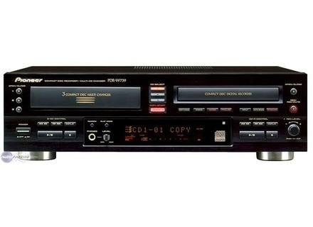 Pioneer PDR-W739