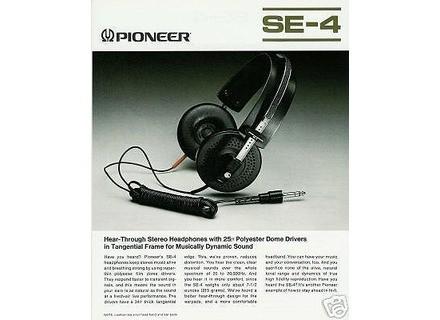 Pioneer SE-4