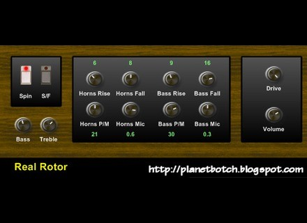 Planet Botch Real Rotor