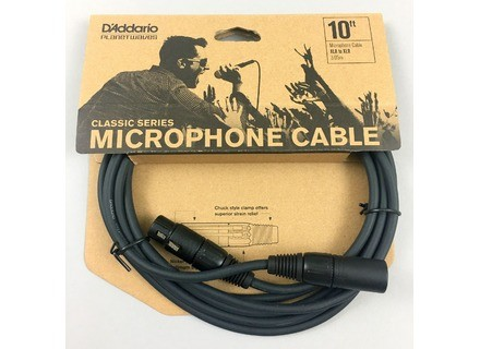 Planet Waves Classic Microphone Cable