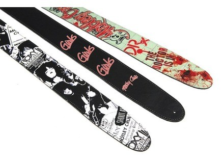 Planet Waves Mötley Crüe Straps