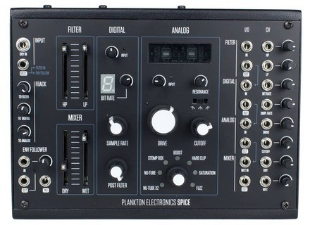 Plankton Electronics Spice