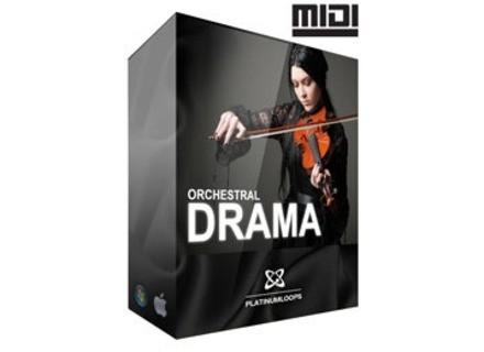 Platinum Loops Orchestral Drama - Audio & MIDI Loops
