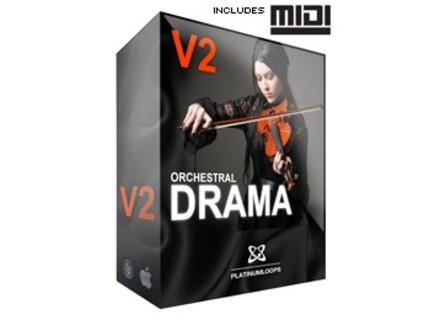 Platinum Loops Orchestral Drama V2