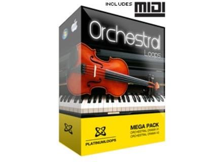Platinum Loops Orchestral Loops - Mega Pack 2