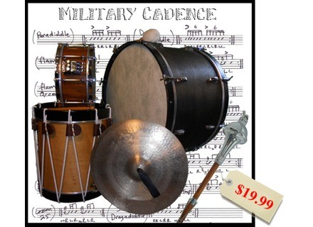 Platinum Samples Military Cadence