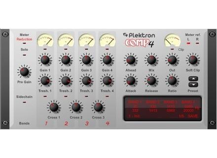 Plektron Comp4
