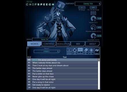 Plogue Chipspeech