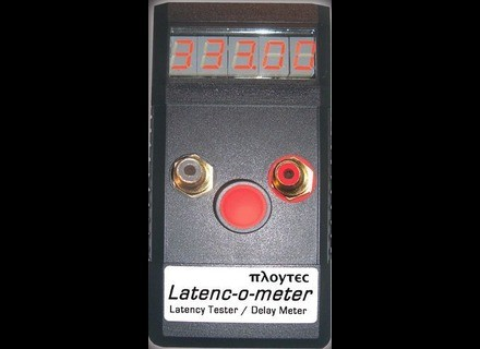 Ploytec Latenc-O-Meter