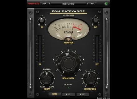 Plug & Mix Gatevador