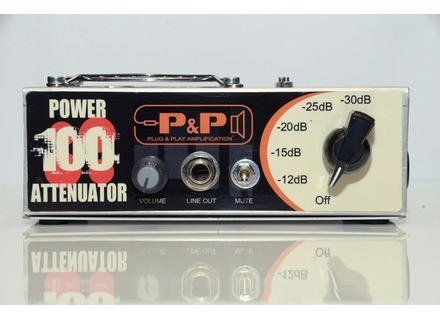 Plug & Play Amplification Power Attenuator 100