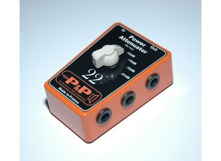 Plug & Play Amplification Power Attenuator 22