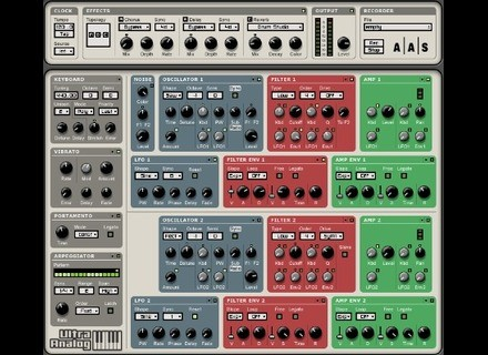 PlugHugger Ultra Bass – Soundset for AAS Ultra Analog VA-1