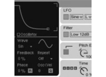 PlugHugger Zero – Soundset for Ableton Operator