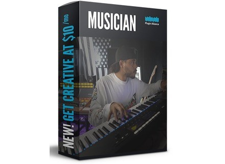Plugin Alliance Musician Bundle