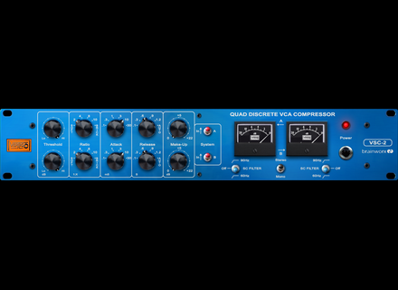 Plugin Alliance Vertigo VSC-2