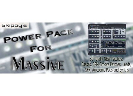PlugInGuru Power Pack for Massive