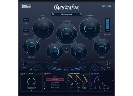 Polyverse Music Infected Mushroom - Manipulator