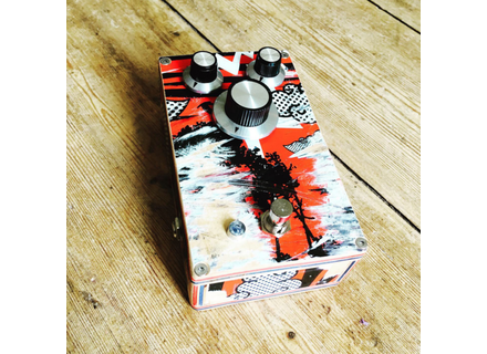 Poon's Guitar Effects Driver's Licence