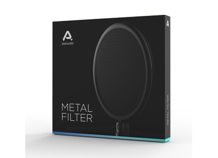 Pop Audio Metal Filter